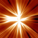 Abstract flames Royalty Free Stock Image