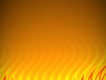 Abstract Flames Backdrop Royalty Free Stock Photography
