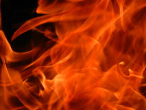 Abstract Flames Stock Images