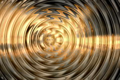 Abstract flaming background Royalty Free Stock Photography