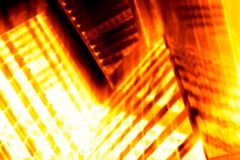 Abstract Flaming Background Stock Photos