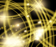 Abstract flare shine Royalty Free Stock Photo