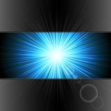 Abstract Flash Background vector illustration