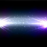 Abstract flash background, dark design vector Stock Image