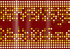 Abstract flash light background Royalty Free Stock Photo