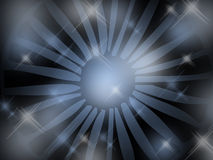 Abstract flash light background Royalty Free Stock Photos