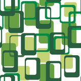 Abstract flat geometric pattern green.  Seamless vector illustration. Abstract flat geometric pattern green. Repeating pattern for printing on men`s and women`s Stock Image