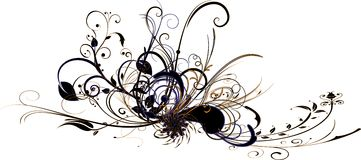 Abstract Flora Royalty Free Stock Images