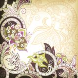 Abstract Floral Royalty Free Stock Images