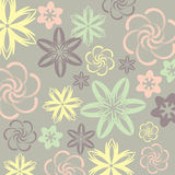 Abstract floral background Royalty Free Stock Image