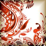 Abstract Floral Background 2 Royalty Free Stock Photo