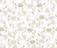 Abstract floral background. Abstract seamless vector floral background Stock Photos