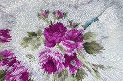 Abstract floral background extrusion, Stock Images