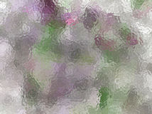 Abstract floral background extrusion,   texture Stock Image