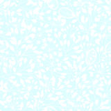 Abstract floral background. Seamless  pattern with hand drawn br Royalty Free Stock Images