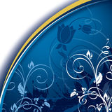 Abstract Floral Background. Vector Illustration. Stock Photos