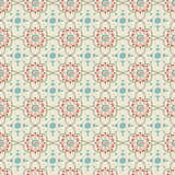 Abstract Floral background  vintage style Stock Images
