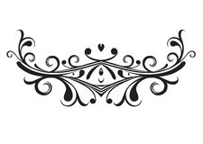 Abstract floral banners. With space of your text. vector illustration royalty free illustration