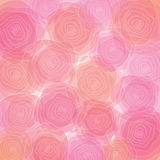 Abstract floral colorful background. Stock Photography
