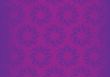 Abstract Floral Design Purple Vector Background Design Royalty Free Stock Photo