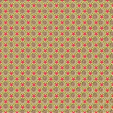 Abstract floral digital background pattern 2 Stock Photo