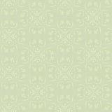 Abstract floral geometric ornament. seamless floirish pattern. Stock Image