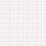Abstract floral geometric pattern. Seamless pattern. Royalty Free Stock Photo