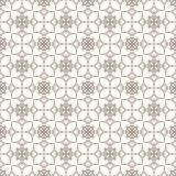 Abstract floral geometric pattern. Seamless pattern. Abstract floral geometric pattern. Seamless beautiful pattern stock illustration