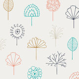Abstract Floral Royalty Free Stock Photos