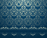 Abstract floral ornament Stock Images