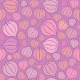Abstract floral ornament. seamless pattern Stock Photos
