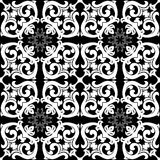 Abstract floral pattern Royalty Free Stock Image