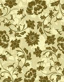 Abstract floral pattern. Element for design, vector illustration Stock Photos