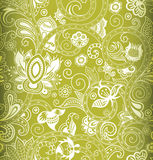 Abstract Floral Pattern Stock Photos