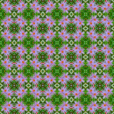 Abstract floral pattern 3 Stock Photos