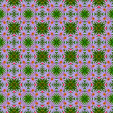 Abstract floral pattern 4 Royalty Free Stock Photography