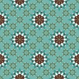 Abstract Floral Pattern SEAMLESS Stock Photography