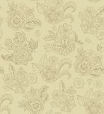 Abstract Floral Pattern SEAMLESS Stock Images