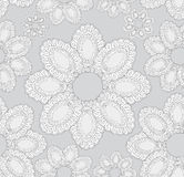 Abstract floral pattern seamless. Royalty Free Stock Photo