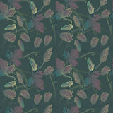 Abstract  floral pattern Royalty Free Stock Photography