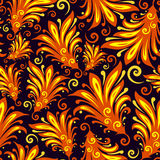 Abstract floral pattern. Vector illustration for Your design Stock Image
