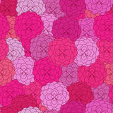 Abstract Floral Seamless Background Stock Photo