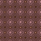 Abstract floral seamless pattern royalty free illustration
