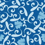 Abstract floral seamless pattern royalty free stock image