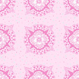 Abstract floral seamless pattern Stock Image