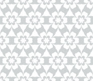 Abstract floral seamless pattern. Vector illustration Royalty Free Stock Images