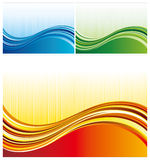 abstract flow background Royalty Free Stock Photo