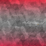 Abstract flow texture background gray and red color Stock Photo