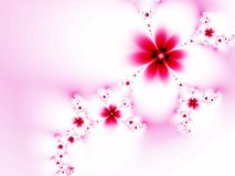 Abstract flower Stock Images