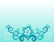 Abstract flower background. Images for your design. vector Stock Image